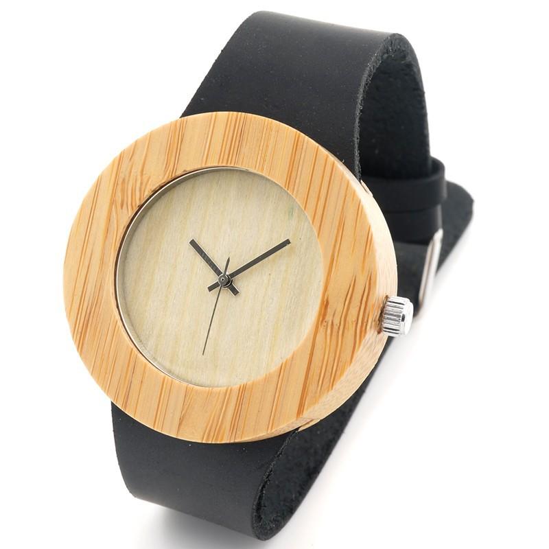 Dřevěné hodinky BOBO BIRD C09 01