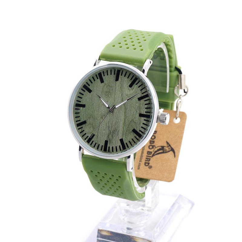 Drevene hodinky BOBO BIRD B27 01