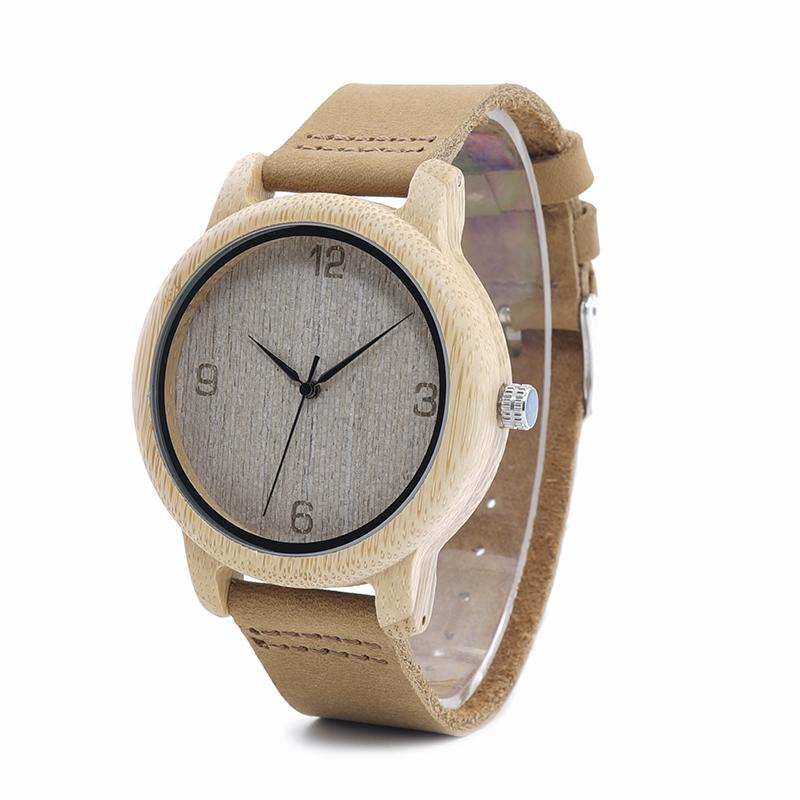 Drevene hodinky BOBO BIRD L09 01