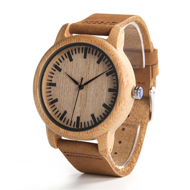 Drevene hodinky BOBO BIRD A16 01